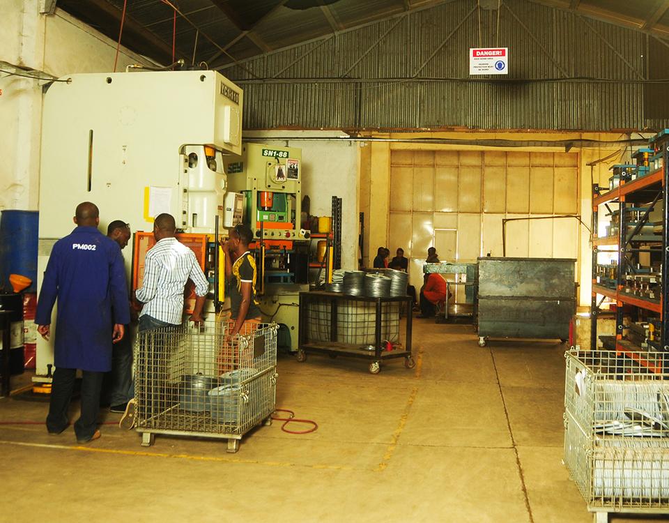BPL warehouse