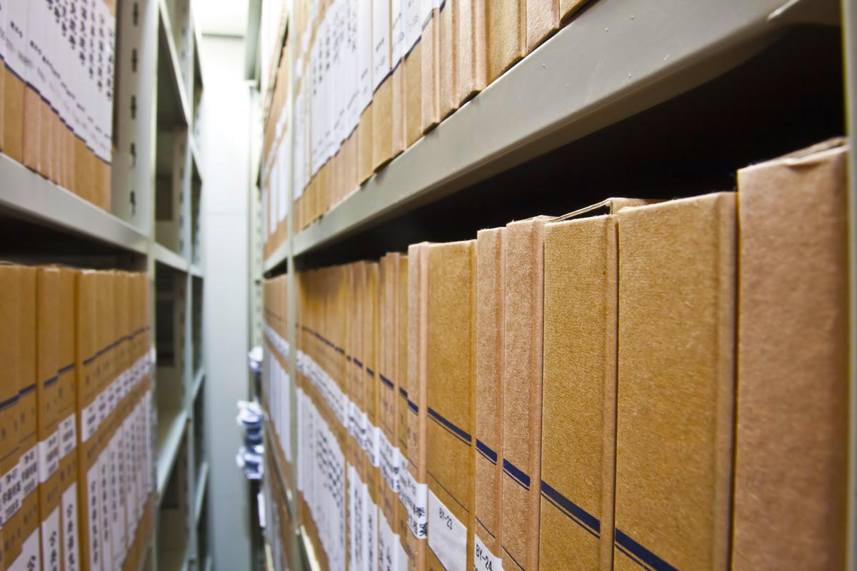 BPL document storage